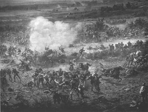 an analysis of the battle of gettysburg and the american civil war Battle of gettysburg gettysburg it's not just a national park it's a civil war battlefield for some it's historic and storied past are almost an obsession.