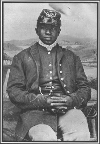 """a look at the african american troops in the civil war the 54th massachusetts The massachusetts 54th regiment: honoring the heroes a picturing america resource  discuss the impact that african american soldiers, particularly of the 54th massachusetts regiment, had on the civil war  the fight for equal rights: black soldiers in the civil war american originals (includes casualty list of the """"54th,"""" photo of."""