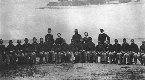 "a history of black soldiers in the civil war They do this, as the civil war scholar james mcpherson noted, ""as a way of  purging  scholars recognize that throughout history, slave societies have armed  slaves,  did black confederates lead to black union soldiers."