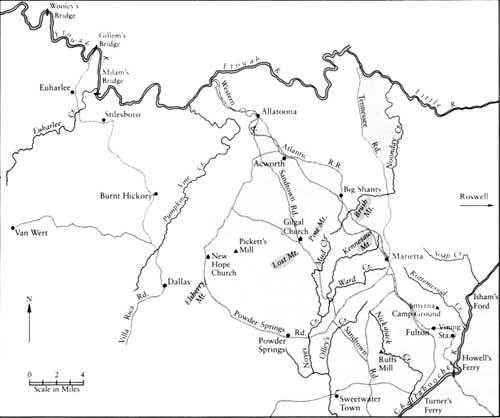National Park Civil War Series The Campaign For Atlanta