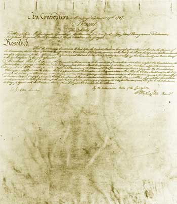 an introduction to the history and analysis of constitution of the united states Constitution of the united states of the constitution of the united states of america: analysis and primary source documents from american history site.