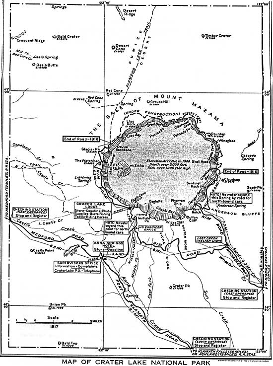 Crater Lake NP Administrative History Chapter 15