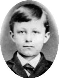 wilbur wright childhood