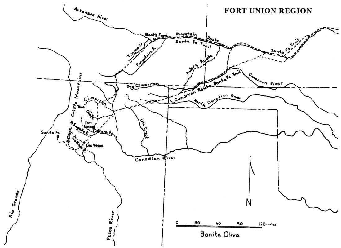 Fort Union Nm Fort Union And The Frontier Army In The Southwest