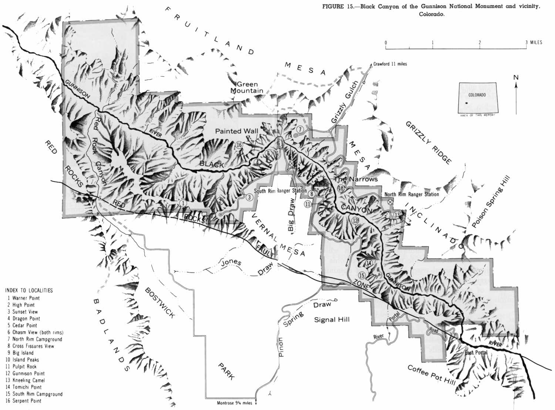 usgs  geological survey bulletin 1191  contents