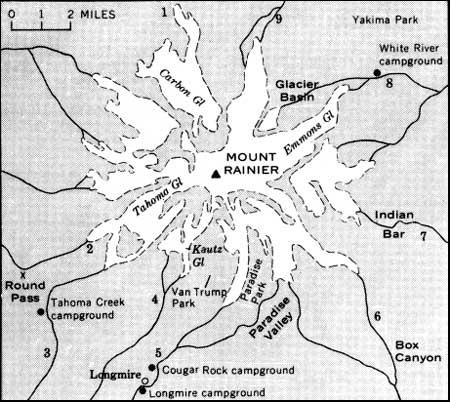 USGS: Geological Survey Bulletin 1238 : Volcanic Hazards at