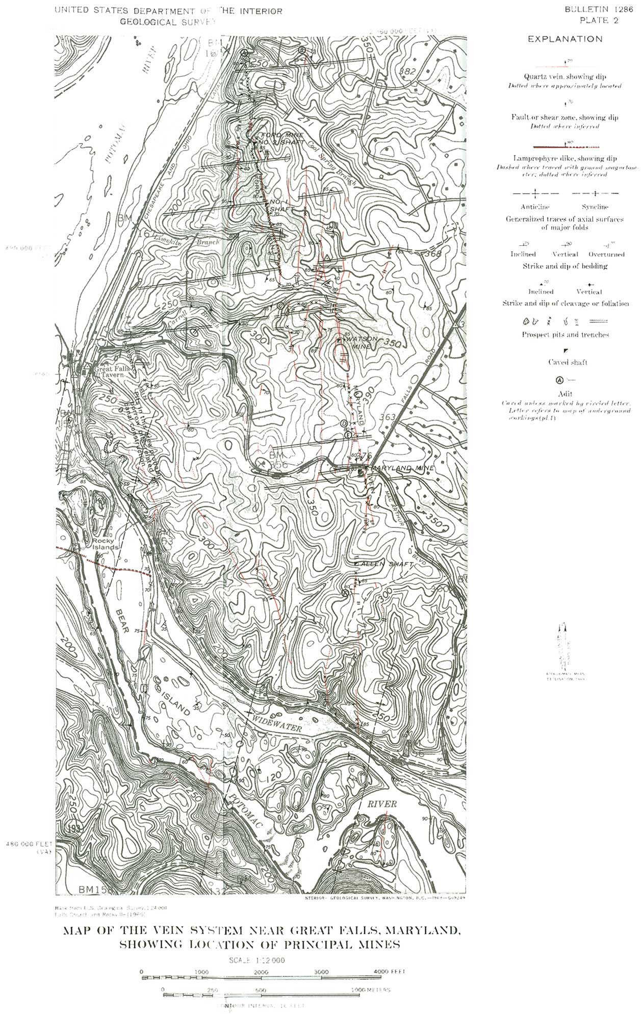 Usgs Geological Survey Bulletin 1286 Introduction