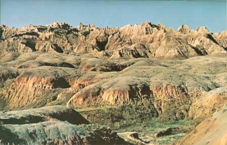 USGS Geological Survey Bulletin Landforms Of TodayThe - Us landforms