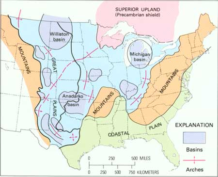 paleogeography of u s in late cretaceous 7