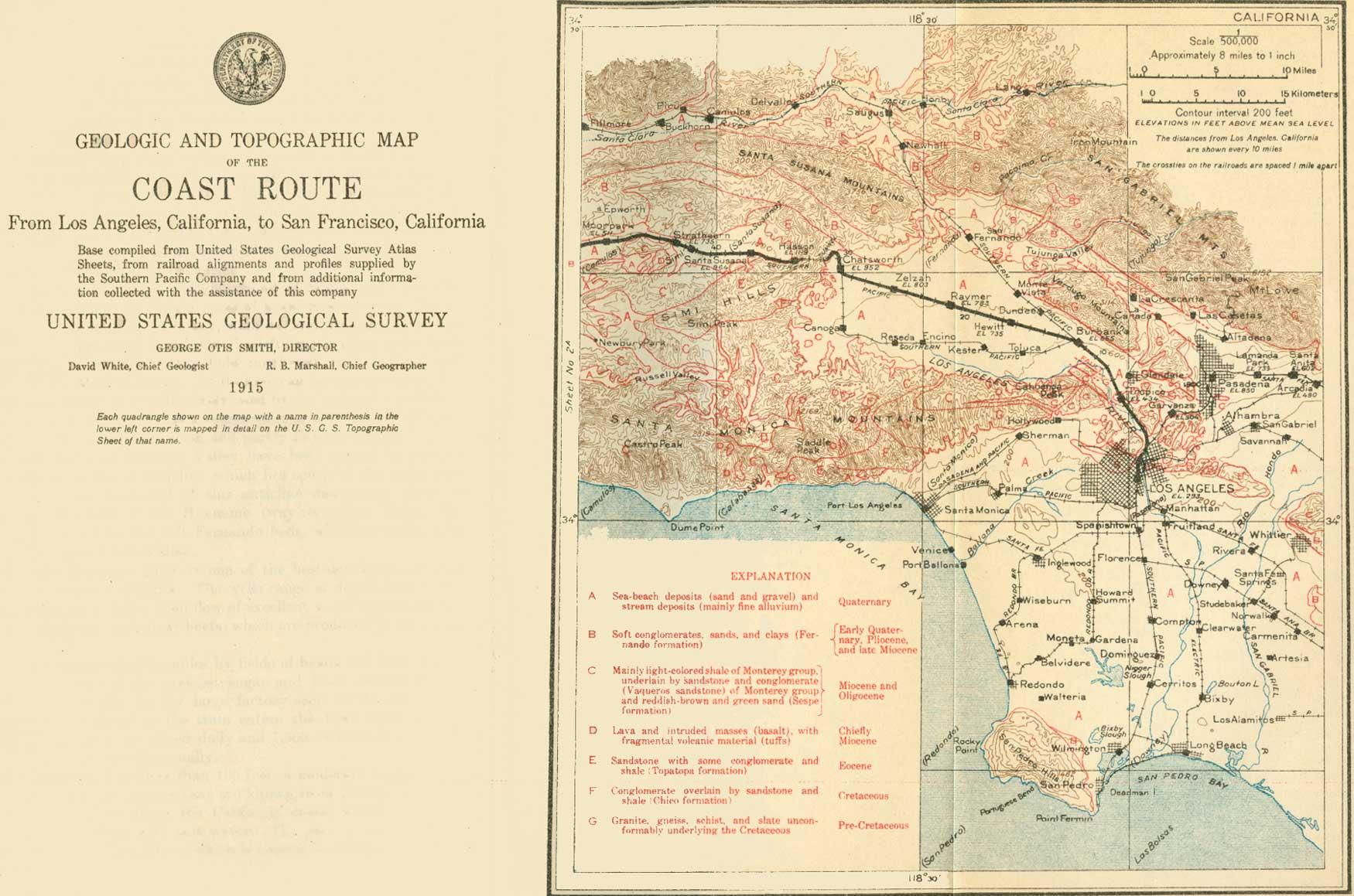 Usgs Geological Survey Bulletin 614 Contents