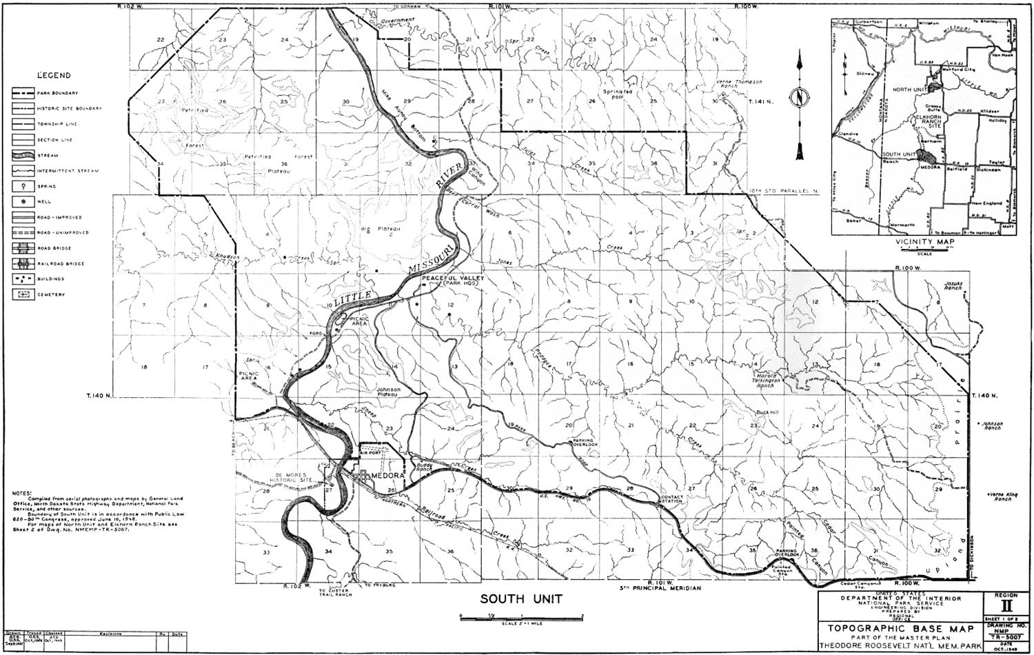 Image Result For Petrified Forest National Park Map
