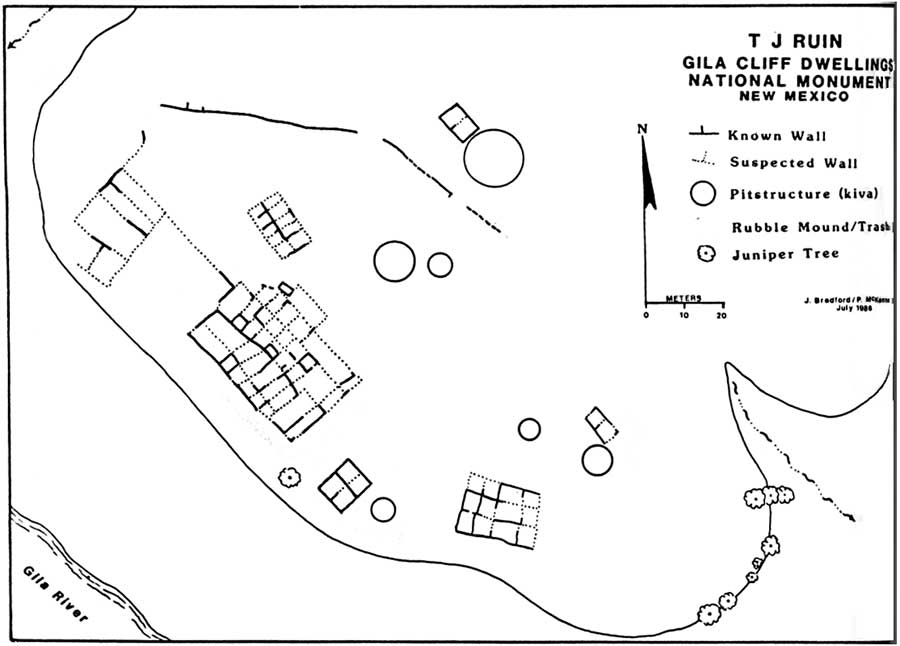 Gila Cliff Dwellings Nm An Administrative History Chapter 5