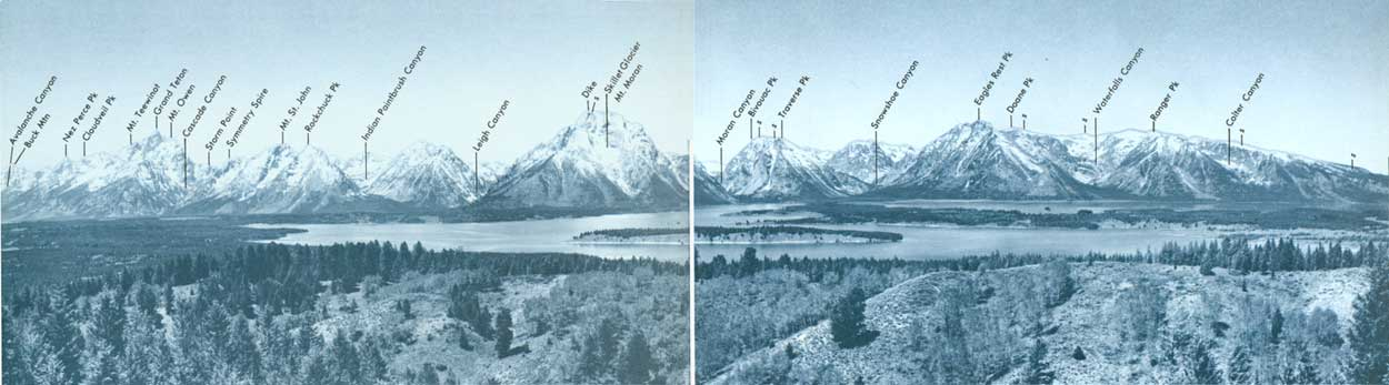 Creation of the Teton Landscape: The Geologic Story of ...