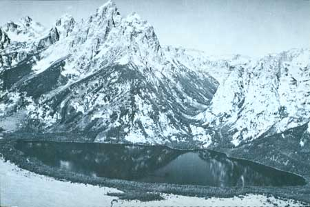 Creation of the Teton Landscape: The Geologic Story of Grand