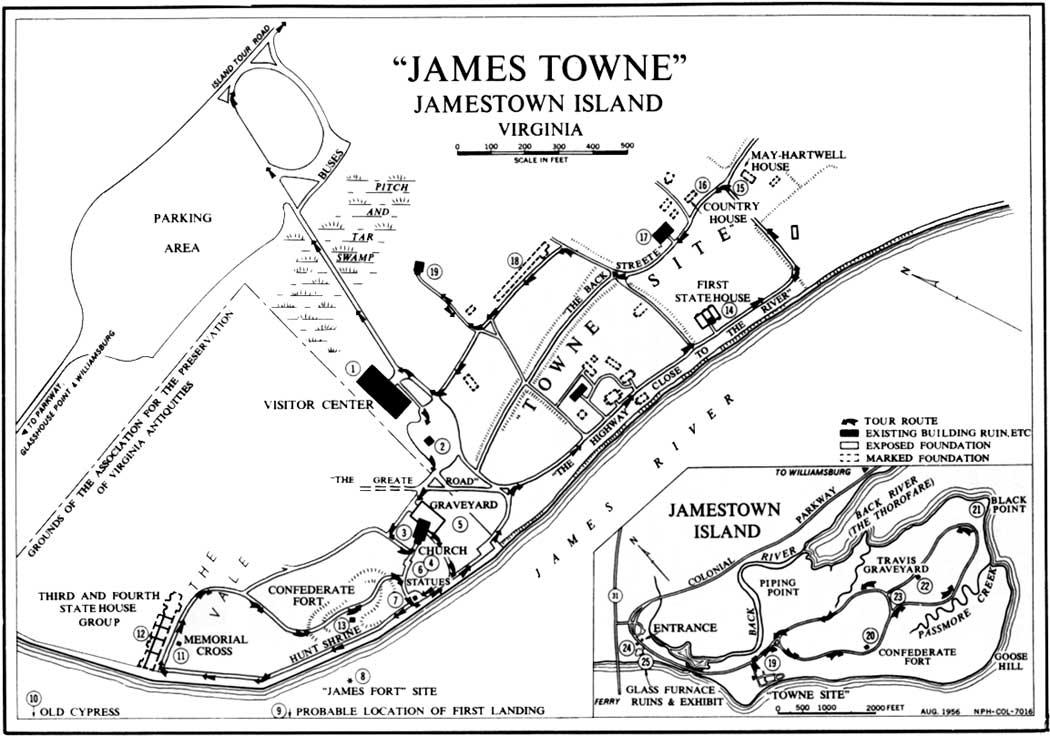 NPS Historical Handbook Jamestown