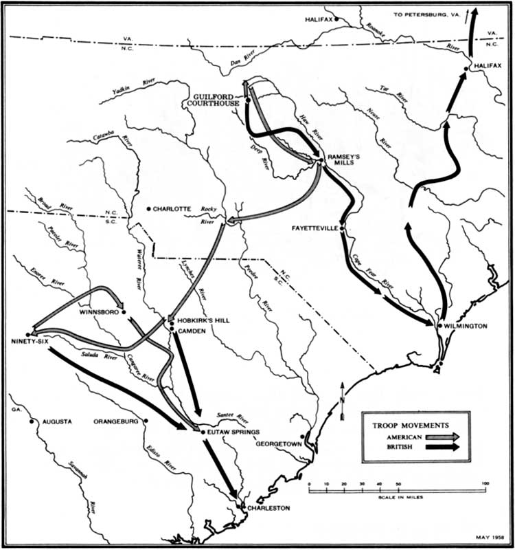 fayetteville south carolina map