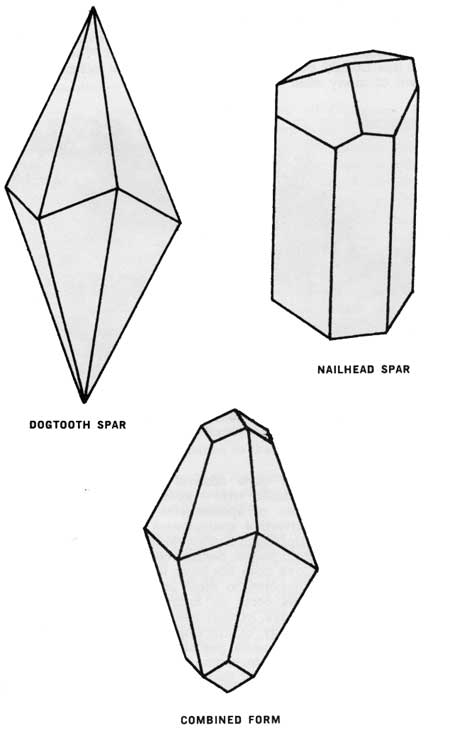 how to draw a crystal cluster