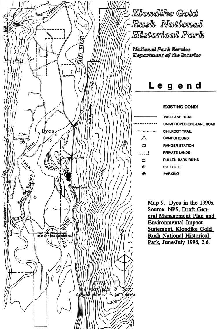 Klondike Gold Rush NHP Legacy Of The Gold Rush An
