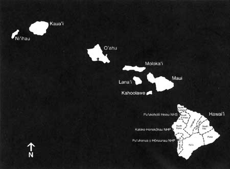 Cultural History of Three Traditional Hawaiian Sites (Preface)