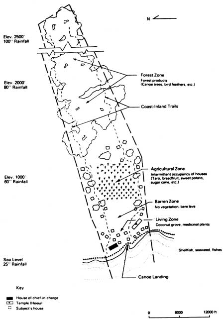 cultural history of three traditional hawaiian sites chapter 1 South Asia Map sketch map