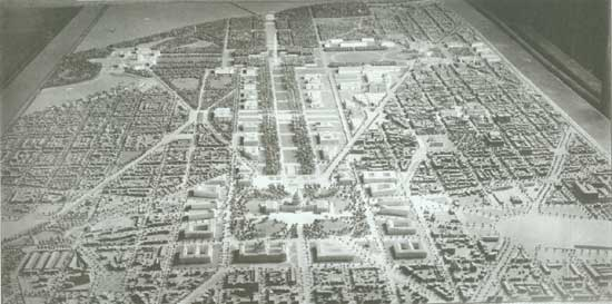 Designing the nation 39 s capital the 1901 plan for washington d c for Who designed the basic plan for washington dc
