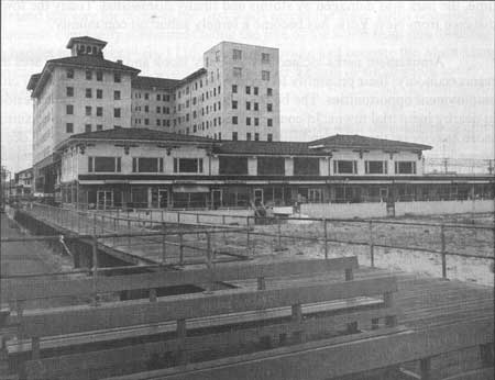Hotel Flanders Ocean City Historic American Buildings Survey Habs No Nj 1116