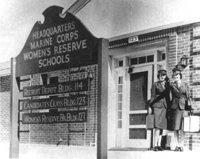 Women's Reserve Schools headquarters