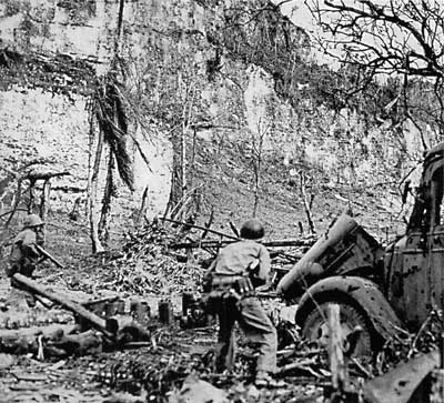 Bloody Beaches: The Marines at Peleliu (The Assault Continues)