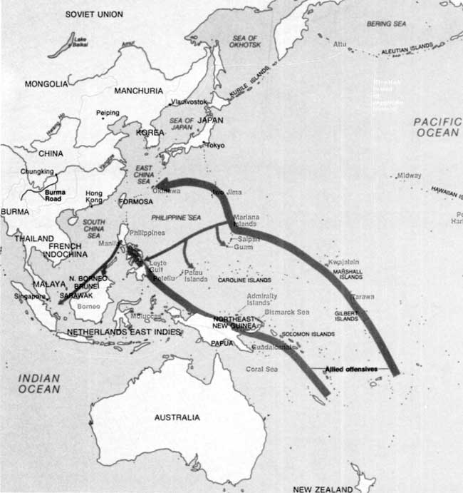 A Guide to the War in the Pacific: The First Year on battle of wake island, battle of attu map, battle of iwo jima, bombing of tokyo in world war ii, solomon islands campaign, battle of peleliu, battle of manila map, midway map, battle of angaur map, battle of okinawa, battle of coral sea map, iwo jima map, allied invasion of sicily map, battle of stalingrad map, battle of midway, guadalcanal map, first battle of el alamein map, doolittle b-25 wreckage, doolittle mission, battle of the java sea map, battle of saipan, attack on pearl harbor, battle of tarawa, naval battle of guadalcanal, ted w. lawson, battle of leyte gulf, d-day map, pacific war, battle of the coral sea, battle for henderson field map, guadalcanal campaign, allied invasion of italy map, thirty seconds over tokyo, tokyo map, battle of the philippine sea, battle of leyte gulf map, siege of sevastopol map, doolittle raiders, atomic bombings of hiroshima and nagasaki,