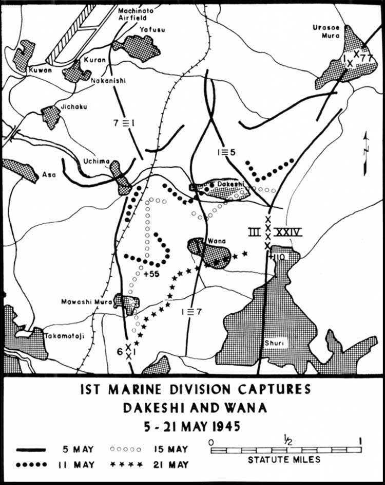 The Final Campaign Marines In The Victory On Okinawa Assault On Shuri