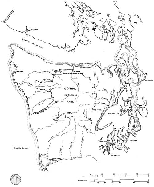 Olympic Np Prehistory And Ethnography Chapter 1