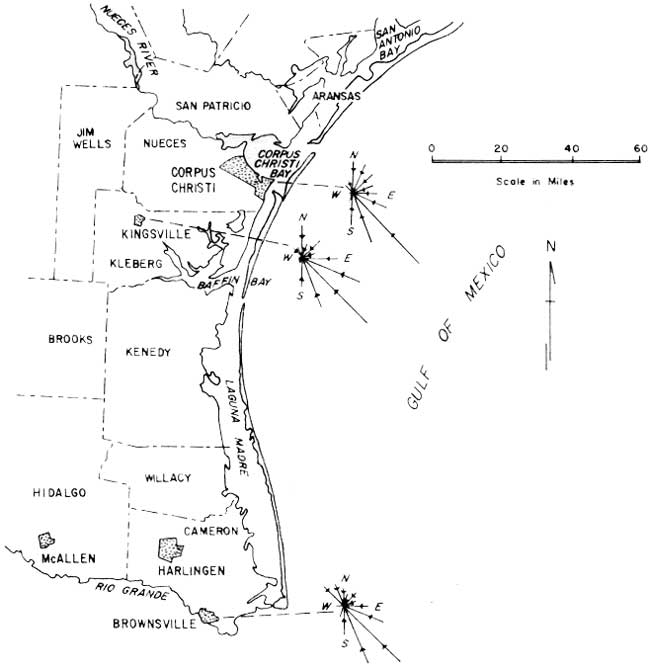 Texas Bureau Of Economic Geology Padre Island National Seashore A