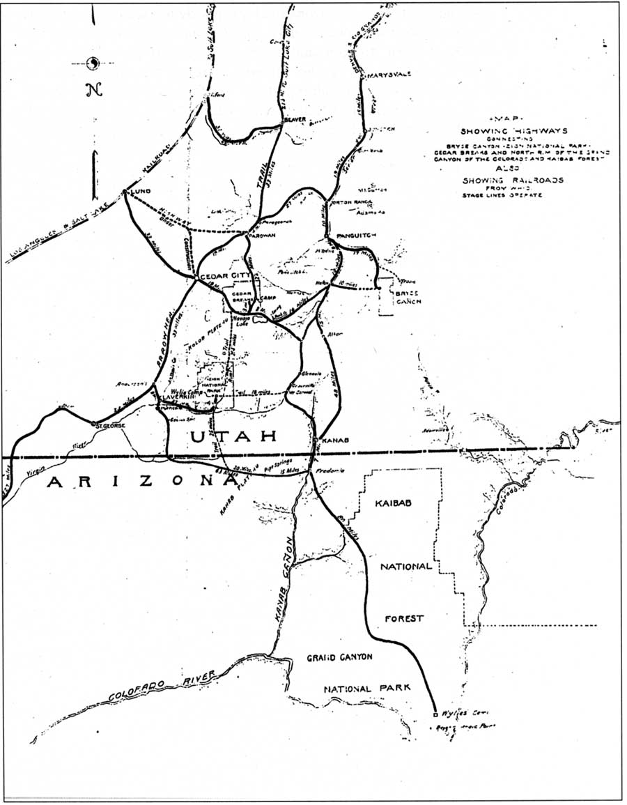 Pipe Spring Nm An Administrative History Part Ii