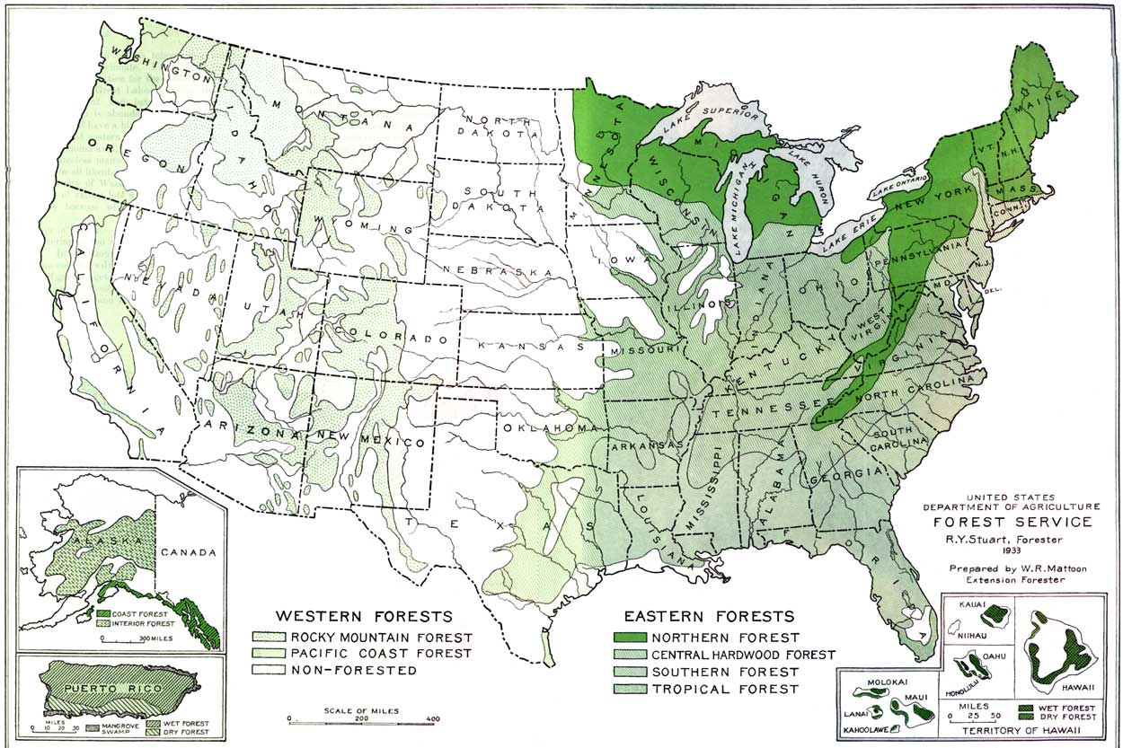 National Park Service Recreational Use Of Land In The United States