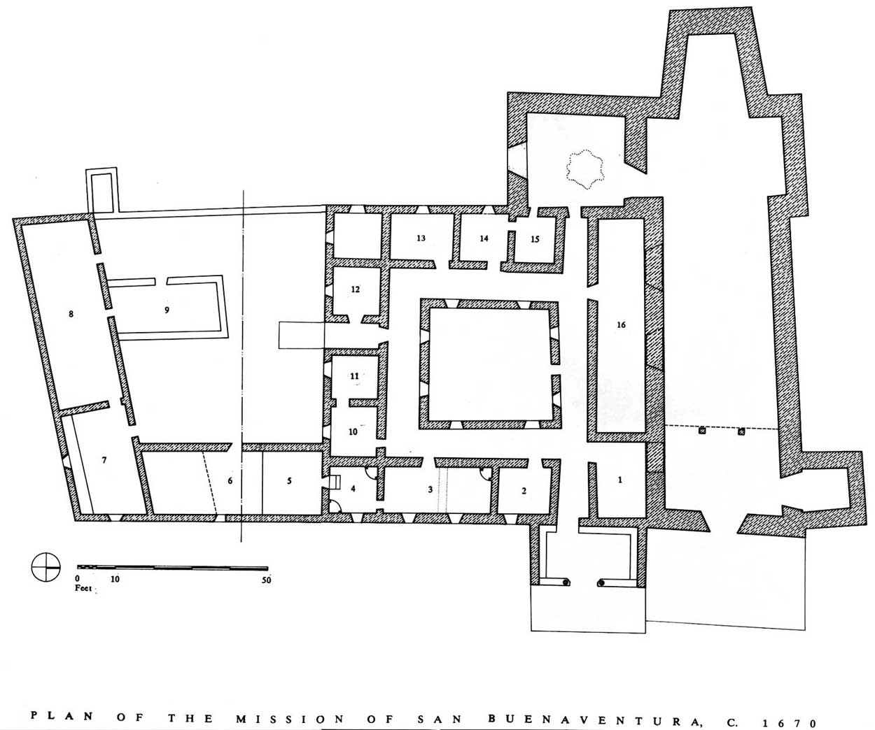 Salinas Pueblo Missions Nm Architectural History Chapter 6