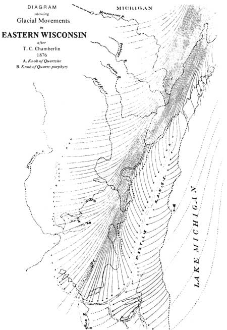 geology of ice age national scientific reserve of