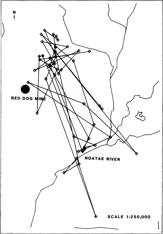 Demography Of Grizzly Bears In Relation To Hunting And Mining