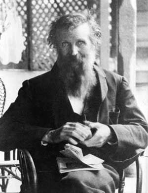 National Park Service Biography John Muir