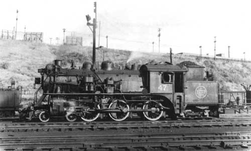 Image result for canadian national 4-6-4T