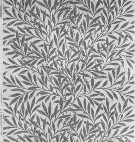 It Was One Of The Most Successful Stylized Flat Patterns As Contrasted To Naturalistic 3 Dimensional Like