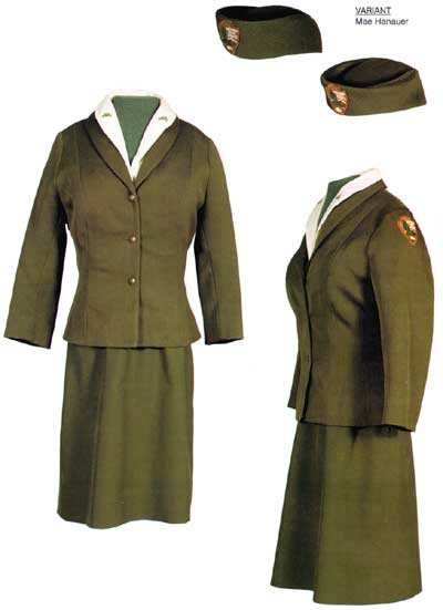 National Park Service Uniforms Breeches Blouses And
