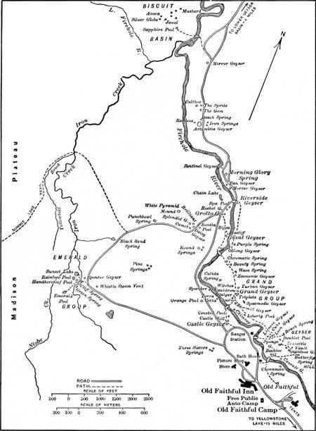 Image Result For Great Basin National Park Map