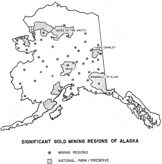 National Park Service Golden Places The History Of Alaska Yukon