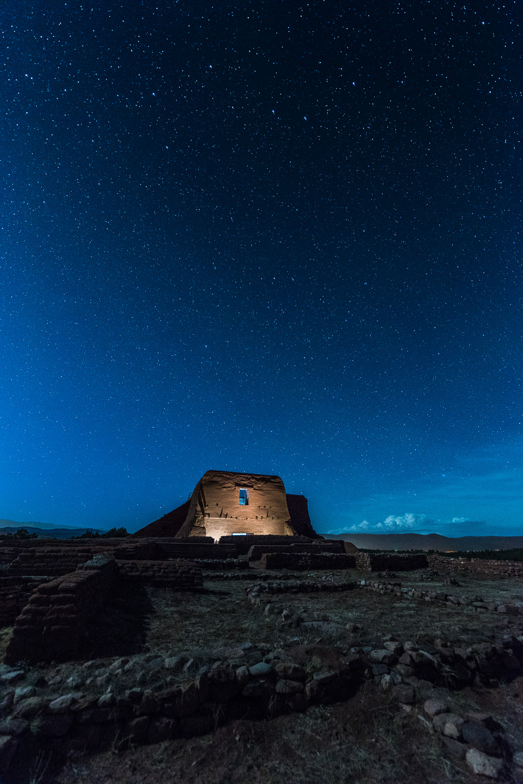 Starry Nights at Pecos in May 2019 - Pecos National Historical Park