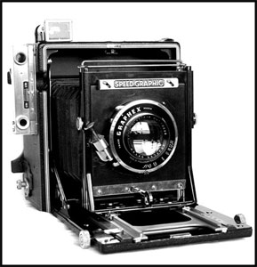 speedgraphic camera vp