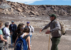 Park archeologist tells stories