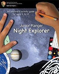 Jr. Night Explorer Booklet
