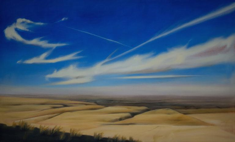 4_LisaMcShane_Basin and Clouds_22_x36__Oil-on-Linen#2B50 Web