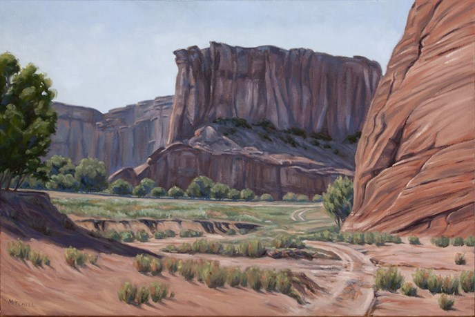 'Canyon de Chelly' by Margo Mitchell