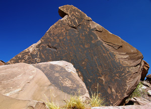 wilderness petroglyphs